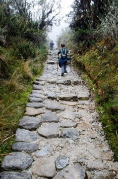 Inca Trail for Kids?