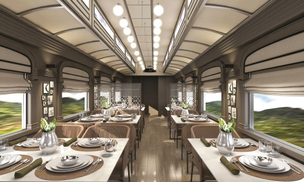First Luxury Sleeper Train in South America launching in 2017