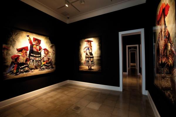 Works of Mario Testino