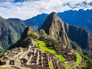 Traveling to Machu Picchu