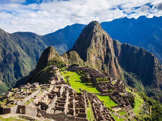 Traveling to Machu Picchu