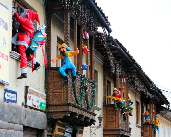 A Peruvian Christmas