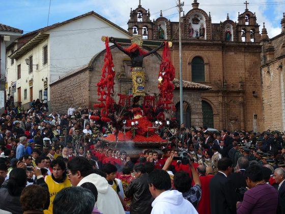 Easter Celebrations in Peru