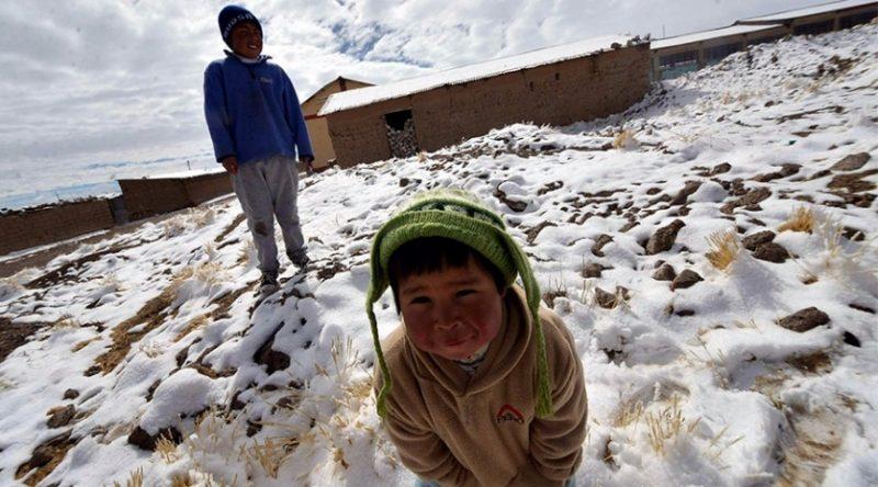 El Friaje- Peru's Cold Spell