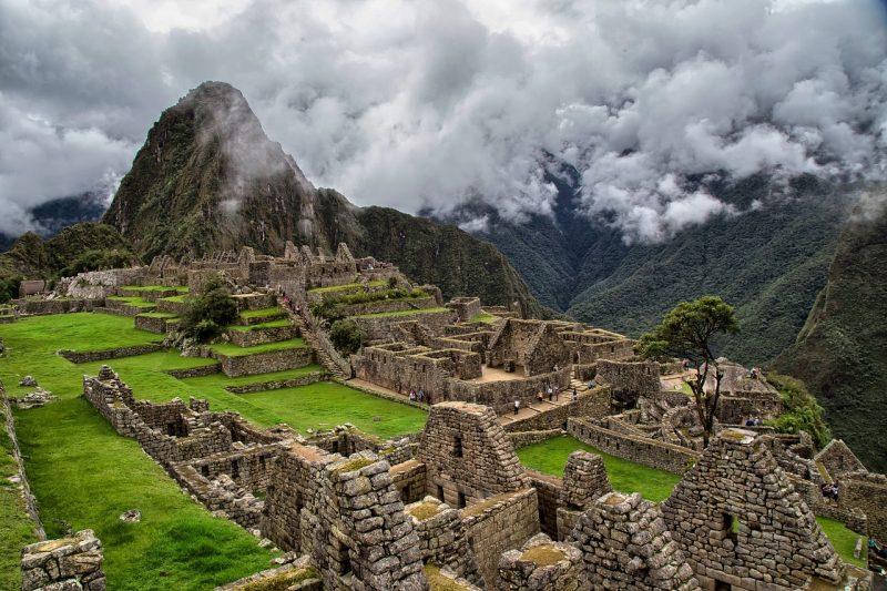 Reasons to visit Peru - Machu Picchu