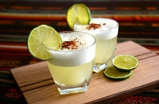 The Pisco Sour – A Peruvian Delight!
