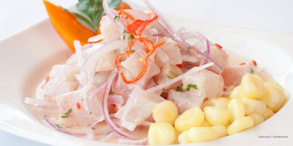 Peruvian Ceviche - Peru's National Dish