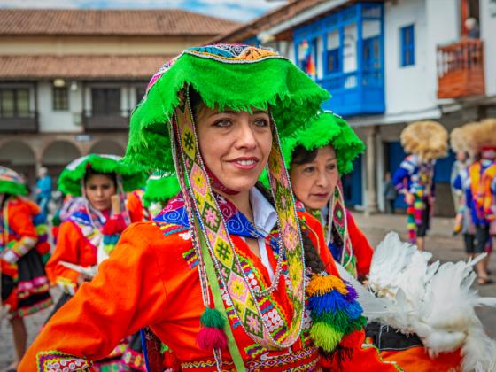 The Festival of the Sun - Inti Raymi