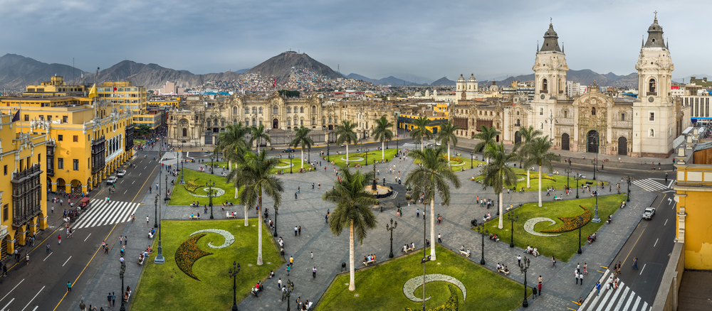 The Colonial and Republican Lima from Plaza de Armas to Plaza San Martín -  Enigma Blog